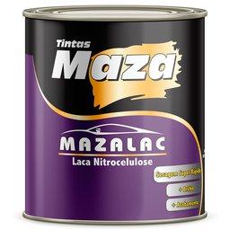 Tinta MazaLac Preto Semi Fosco 3,6 Litros