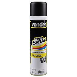 Tinta Spray Preto Fosco 400 ml