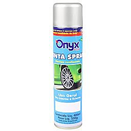 Tinta Spray Uso Geral Alumínio Rodas 400ml