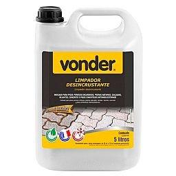 Limpador Desincrustante Biodegradável 5 Litros