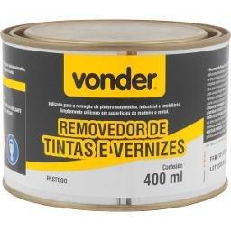 Removedor De Tintas E Vernizes 400 ml