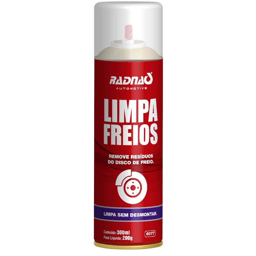 Removedor Spray Limpa Freios 300ml/ 200g