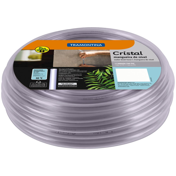 Mangueira Cristal em PVC 5/16Pol. 15mx1,5mm