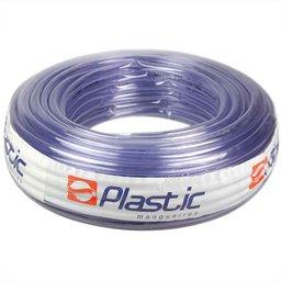 Rolo de Mangueira em PVC Cristal 3/4 Pol. 50 Metros - Standard