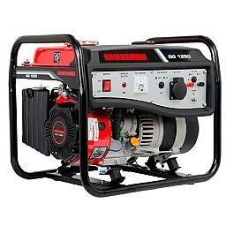 Gerador de Energia GG1250 à Gasolina 1,25Kw Monofásico