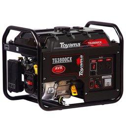 Gerador de Energia à Gasolina 4T 3,1 kVA Monofásico Bivolt