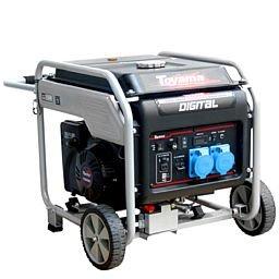 Gerador Digital TG9000I à Gasolina 9KVA 220V Monofásico