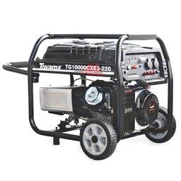 Gerador de Energia a Gasolina 11,25KVA 220V Trifásico