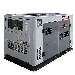Gerador de Energia Cabinado a Diesel 4T 10KVA Monofásico Bivolt
