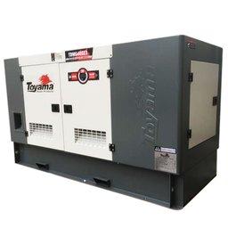 Gerador de Energia a Diesel TDMG40SE3-220V Trifásico 40kVA 3860CC