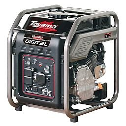 Gerador de Energia Digital a Gasolina 4KVA Monofásico