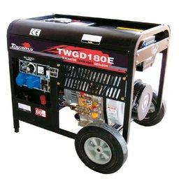Gerador de Energia a Diesel Monofásico 4T 418CC 2,2kVA 220V