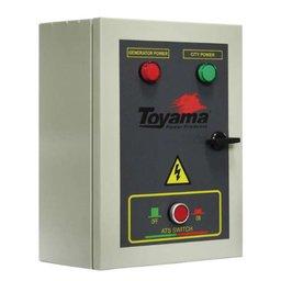 Painel de Transferência Automático Monofásico ATS12M220-N 10KVA 110/220V