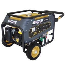 Gerador de Energia à Gasolina MGR 2900 4T 196CC 6,5CV 3,4KVA Mono 110/220V com Rodas