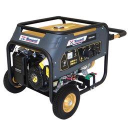 Gerador de Energia à Gasolina MGR 6100 4T 7,2KVA  389CC 13CV Monofásico 110/220V