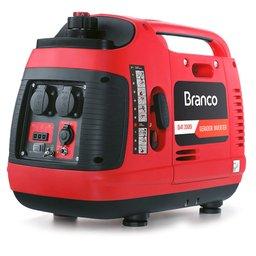 Gerador de Energia à Gasolina Inverter 4T 2,0KVA 110V com Partida Manual