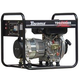 Gerador de Energia a Diesel 4T 211CC 2,2kVA Monofásico Bivolt