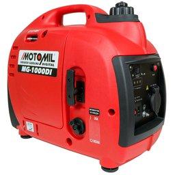 Gerador a Gasolina Digital 1,0KVA Monofásico 220V