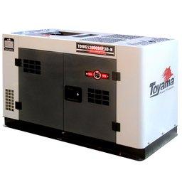 Gerador de Energia a Diesel Silencioso 4T 12,5 Kva 220V Trifásico 794 cc
