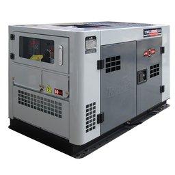 Gerador de Energia a Diesel Silenciado 4 T 12,5 Kva 380V Trifásico com Partida Elétrica
