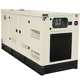 Gerador de Energia a Diesel Silent 6490CC 125 kVA 220V Trifásico