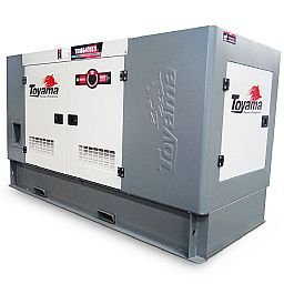 Gerador de Energia a Diesel  3860CC 30kVa 380V Trifásico