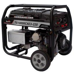 Gerador de Energia à Gasolina 4T 220V Trifásico 11,25 Kva com Partida Elétrica