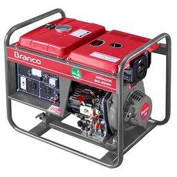 Gerador de Energia à Diesel BD-2500 2,2kVA Monofásico Partira Elétrica