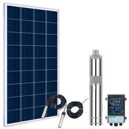 Gerador de Energia para Bomba Solar 4P 110V 1000W 80/5500