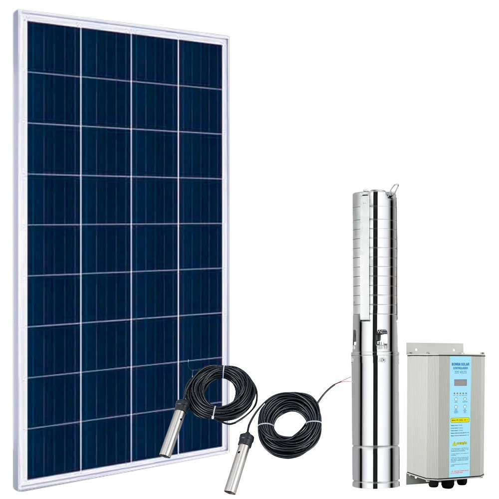 Gerador de Energia para Bomba Solar 4P 220V 2200W 150/7500