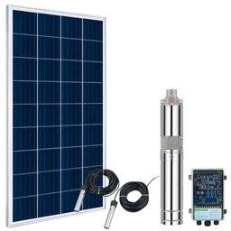 Gerador de Energia para Bomba Solar 4P 150V 1500W 100/7000