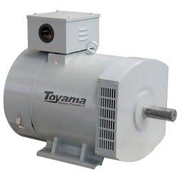 Alternador Monofásico 3.5kVA 110/220V para Gerador