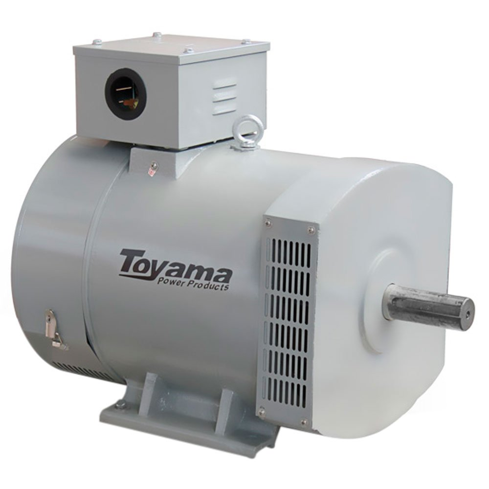 Alternador Trifásico 21.6kVA 110/220V para Gerador