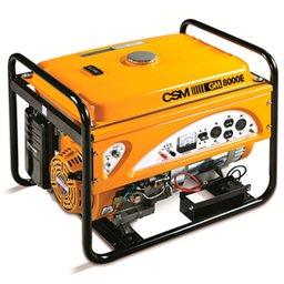 Gerador de Energia à Gasolina GM 8000 E 4T 8,5 Kva 110/220V Partida Elétrica