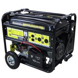 Gerador de Energia à Gasolina 4T Partida Manual 8,0 Kva 110/220V
