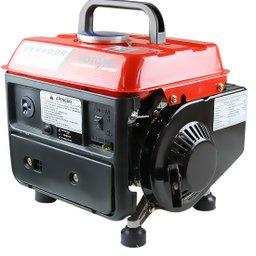 Gerador de Energia a Gasolina 2T Partida Manual 0,8Kva 110V