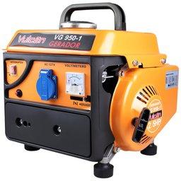 Gerador de Energia a Gasolina 2T Partida Manual 0,90kVA 110V