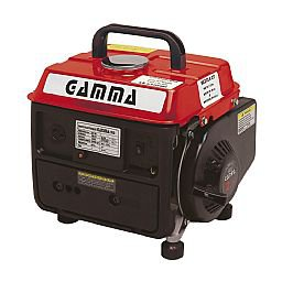 Gerador de Energia a Gasolina 2T Partida Manual 0,75 Kva 110V