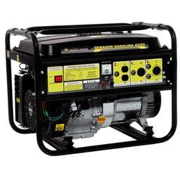 Gerador de Energia à Gasolina 4T Partida Elétrica 6,0 Kva Bivolt