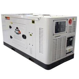 Gerador de Energia Refrigerado a Água 4T 27,5kVA Partida Elétrica