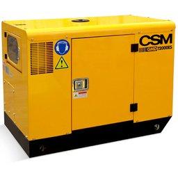 Gerador à Diesel Monofásico 11kVA 110/220V GMD 12000ES