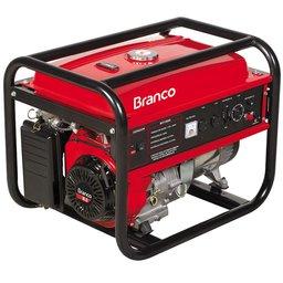 Gerador à Gasolina B4T 8000 E 6,5Kva Partida Elétrica