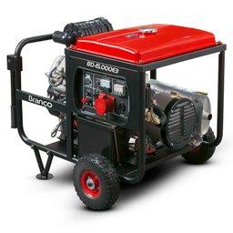 Gerador à Diesel 14KVA Trifásico 380V Partida Elétrica BD15000E3G2