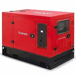 Gerador de Energia Cabinado a Diesel 4T 18,75kVA 220/380V com ATS - BD-19.000 E3 S