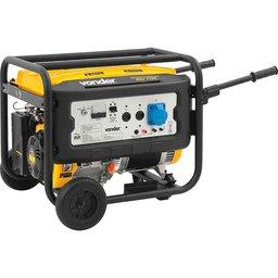Gerador de Energia à Gasolina 4T 7,1kVA Partida Elétrica Bivolt