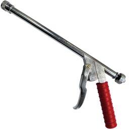 Pistola de Pulverização HZ-40GT em Inox 330mm com Gatilho