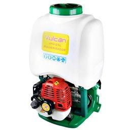 Pulverizador Motorizado Costal à Gasolina 25,6 CC com Capacidade de 25 Litros