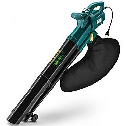 Soprador/Aspirador de Folhas 2000W 110V 40 Litros sem Controle de Velocidade