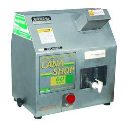 Moenda Cana Elétrica 220V - Cana Shop 60 Hobby