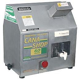 Moenda Cana Elétrica 110V - Cana Shop 60 Hobby